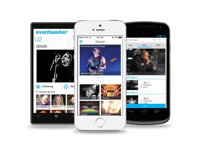 App Happy: Eventseeker