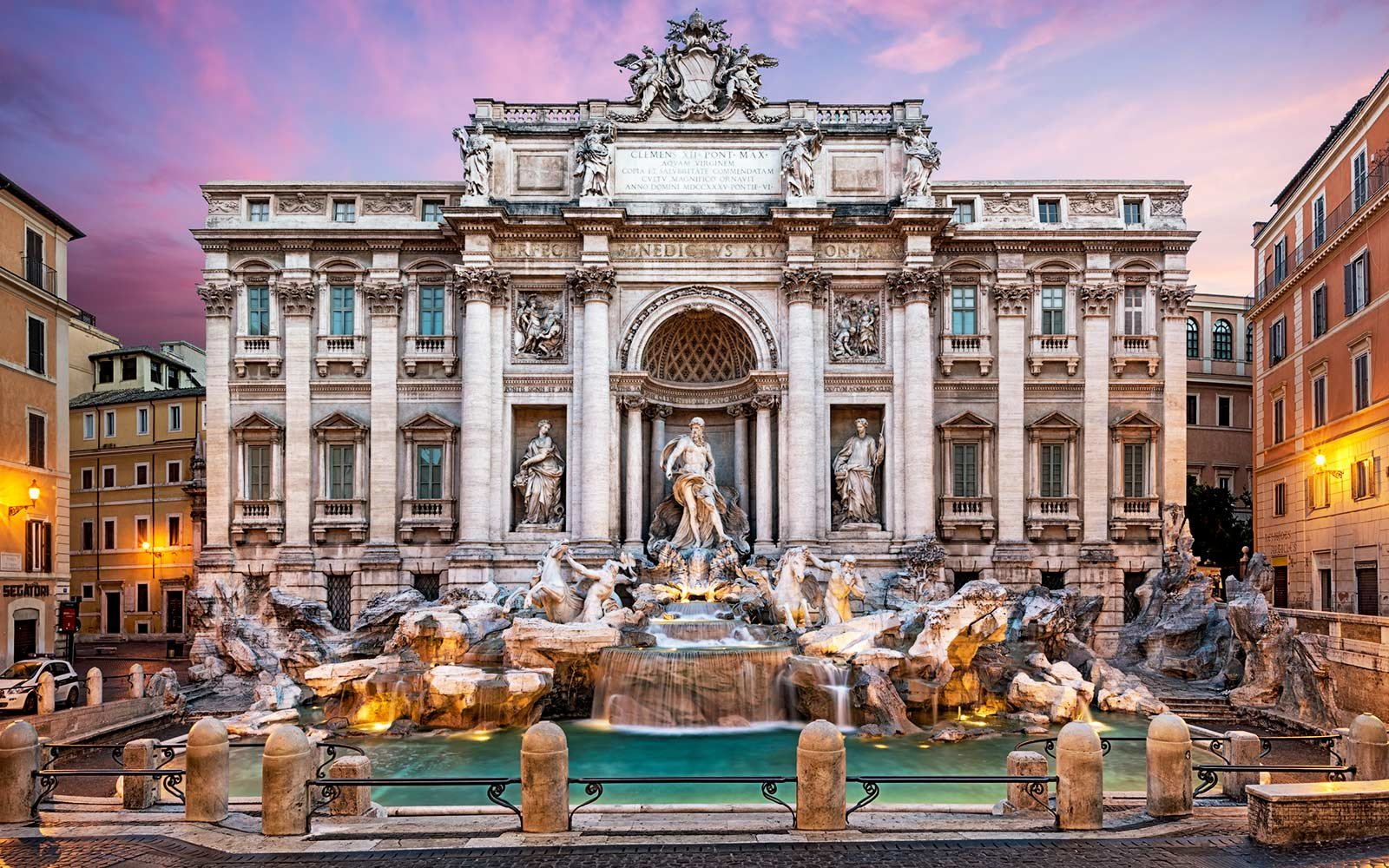Explore the Historic and Fascinating City of Rome